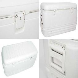Polar Cooler 120 Quart WHITE FREE SHIPPING Outdoor Recreatio