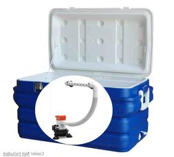SEAFLO Portable 12 Volt Livewell Aeration Bucket or Cooler P