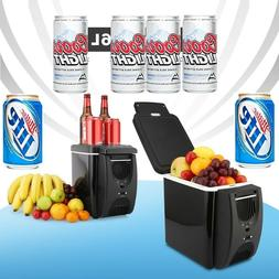Portable Cooler Warmer Car Refrigerator Travel Electric Frid