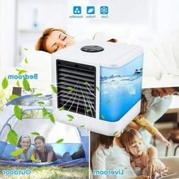 Air Conditioner Ice Water Cool Cooling Fan for Bedroom Home