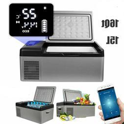 Portable Travel Electric 12V Car Freezer Fridge Refrigerator
