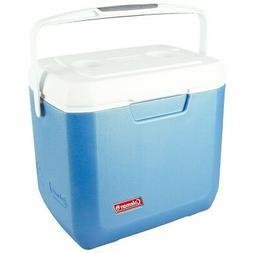 COLEMAN CAMPING 3000002009 28 qt OMLD HDL Xtr Blu Cooler