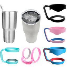 Rambler Cooler Tumbler Rtic Cup Replacement Lid Holder Handl