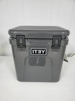 roadie 24 hard cooler box charcoal new