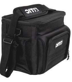 RTIC Soft Pack Day Cooler 15 | Black | Lunch Box Cold for 24