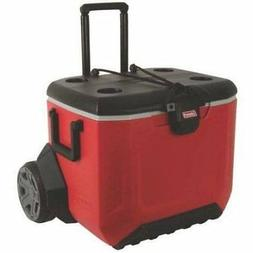 Coleman Rugged A/T Wheeled Ice Chests Off �Road Adventure