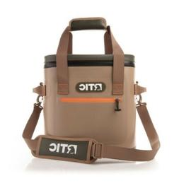 RTIC Soft Pack 20 Soft Cooler Tan