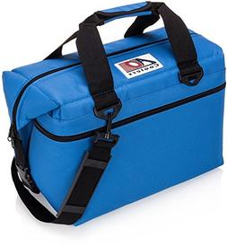 Ao Coolers 24 Pack Soft Sided Boat Cooler, Blue
