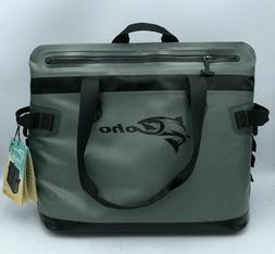 Coho Soft Sided Cooler Bag 30 Cans + ICE Waterproof Tote Bag