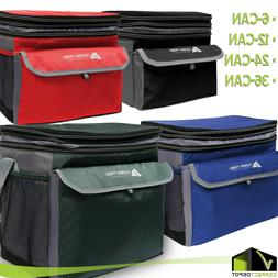 Ozark Trail Soft Sided Cooler Outdoor Camping Picnic ALL SIZ