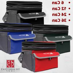 Soft Sided Cooler Outdoor Camping Picnic Lunch Box ALL SIZES