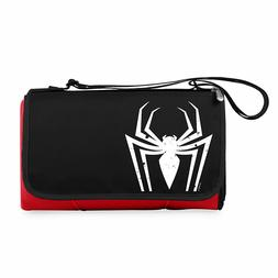 Picnic Time Spider-man Blanket Tote Outdoor Picnic Blanket