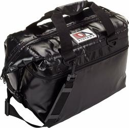 Ao Coolers Sportsman Vinyl Soft Cooler With High-Density Ins