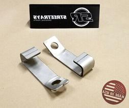 Stainless Steel Lock Bracket for YETI / Igloo / RTIC Cooler