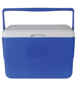 Summer Item, 28-Quart Cooler With Bail Handle - Blue, Brand