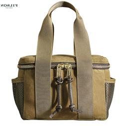 Filson Tin Cloth Soft-Sided Lunch Cooler 11070448 Waterproof