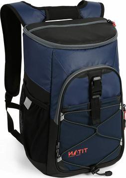 Arctic Zone Titan Deep Freeze Backpack Cooler 24 Can