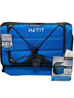 Arctic Zone Titan Guide Series 40 Can Cooler Blue Or Black