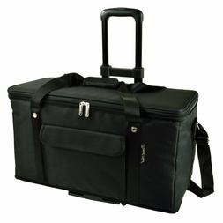 Picnic at Ascot Travel Cooler with Wheels- 64 Can Capacity-