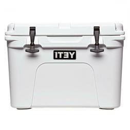 YETI Tundra 35 Hard Cooler NEW PRICE Tan/White/Blue