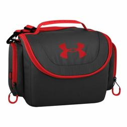 Under Armour 12 Can Soft Cooler / Black/Red