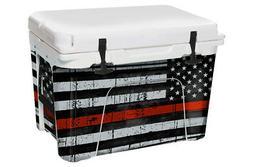 USATuff Cooler Decal Wrap fits YETI Tundra 45qt Full Lower U