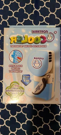 USB Mini Portable Handheld Air Conditioner Cooler Fan Summer
