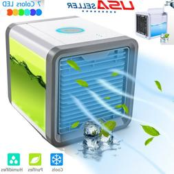 USB Portable Mini Air Conditioner Cooling For Auto Car Bedro