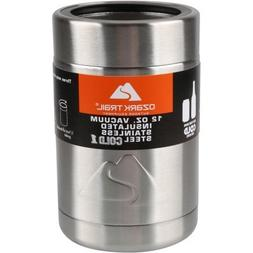 Ozark Trail 12-ounce Vacuum Insulated Stainless Steel Can Co