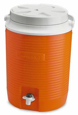 Victory 1530-04-11 Water Cooler Jug, 2 gal, Polyethylene, Or