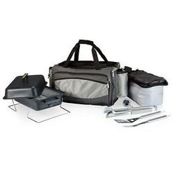 PICNIC TIME VULCAN INSULATED TAILGAITING COOLER GRILL 770-00