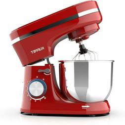 Electric Tilt-Head Countertop Food Stand Mixer 8 Speeds 4.7Q