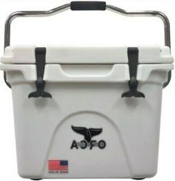 ORCA White 20 Cooler  ORCW020