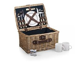 Picnic Time 'Catalina' Wicker Picnic Basket, Size One Size -