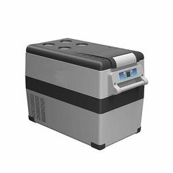 X-Large Electric Portable Cooler Refrigerator Car Fridge LED