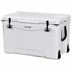 Yachter's Choice 7-Day Cooler, 80L/84.5qt w/Wheels 50003 New
